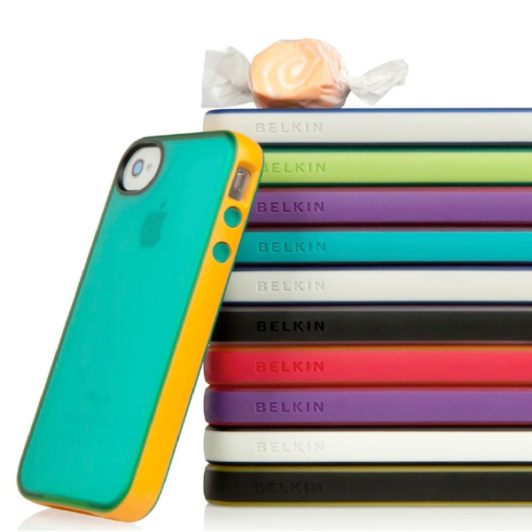 Belkin's Grip Candy iPhone Case Collection